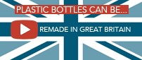 Plastic Bottles can be made in Great Britain - Video Link
